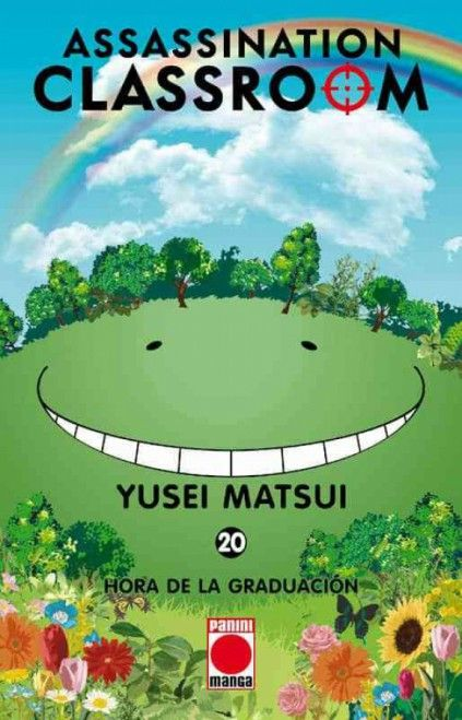 ASSASSINATION CLASSROOM 20