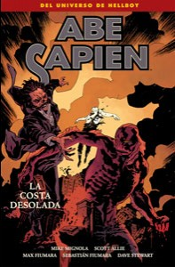 ABE SAPIEN 8