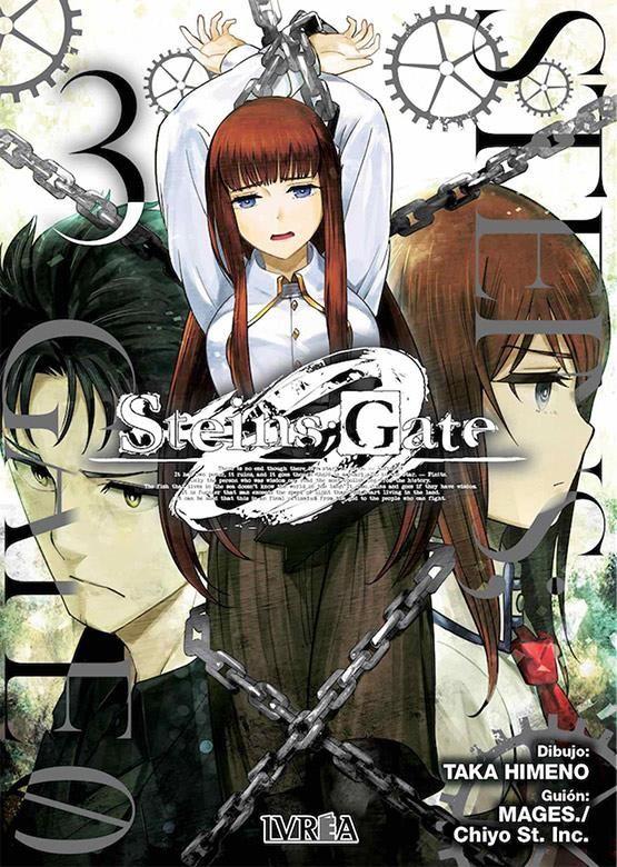 Steins;Gate 03 Zero 03