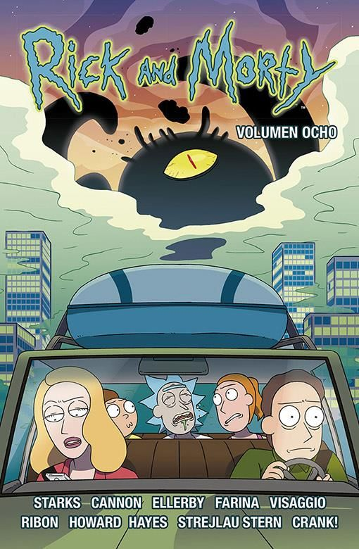 RICK Y MORTY 08
