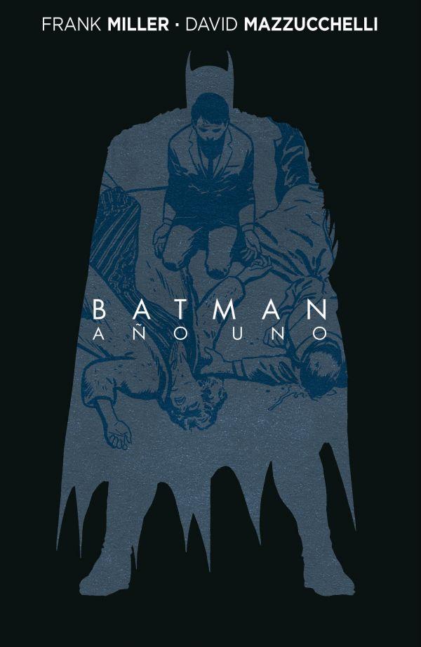 BATMAN AÑO UNO (EDICIÓN DELUXE)