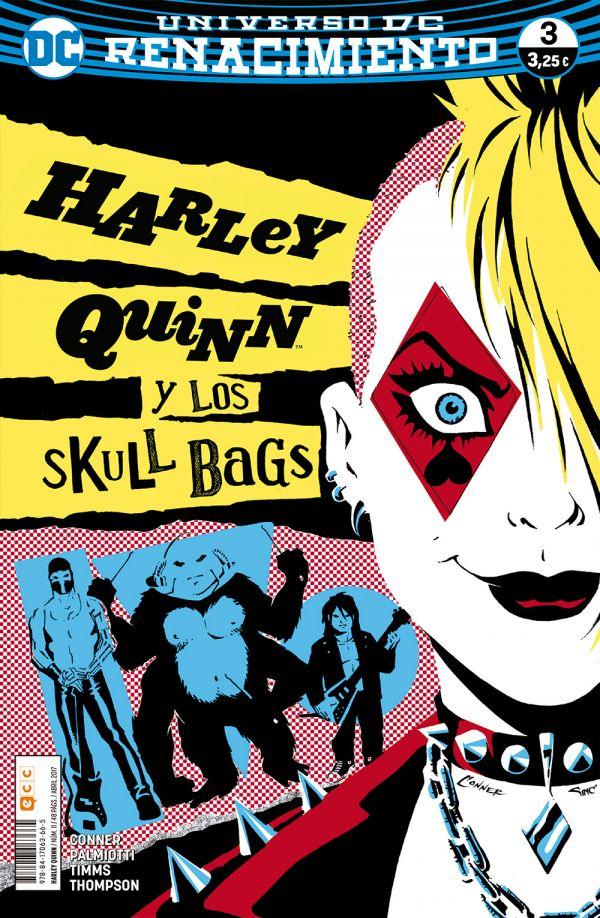 Harley Quinn núm. 03 (Renacimiento)