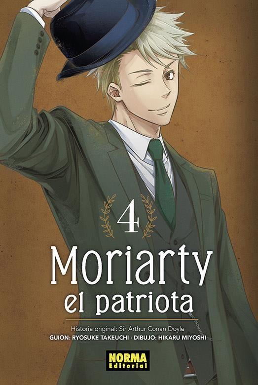 MORIARTY, EL PATRIOTA 04