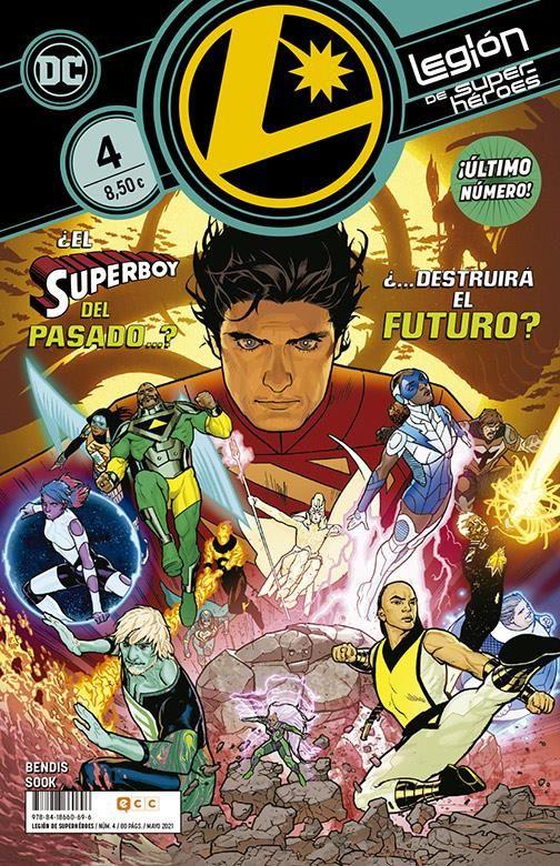 Legión de Superhéroes 04