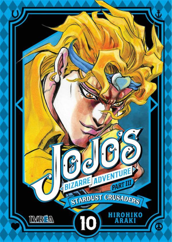 JOJO'S BIZARRE ADVENTURE. PART III : STARDUST CRUSADERS 10