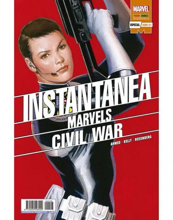 Instantánea Marvels 07. Civil War