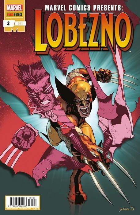 Marvel Comics Presents: Lobezno 03