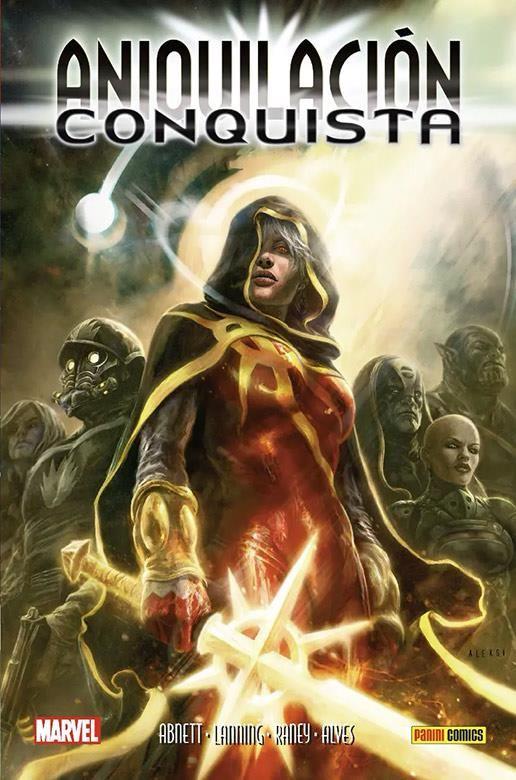 Marvel Saga. Aniquilación Saga 09. Aniquilación - Conquista