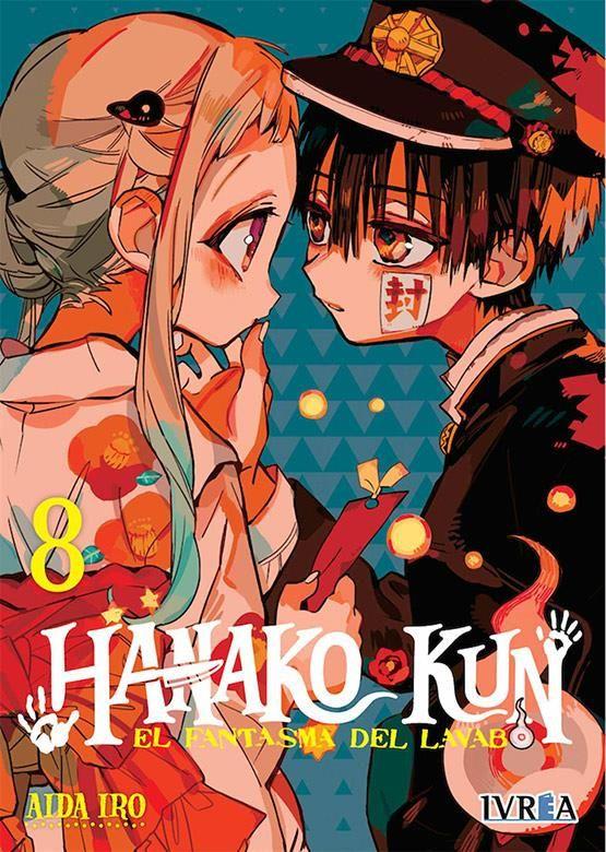 Hanako-Kun. El fantasma del lavabo 08