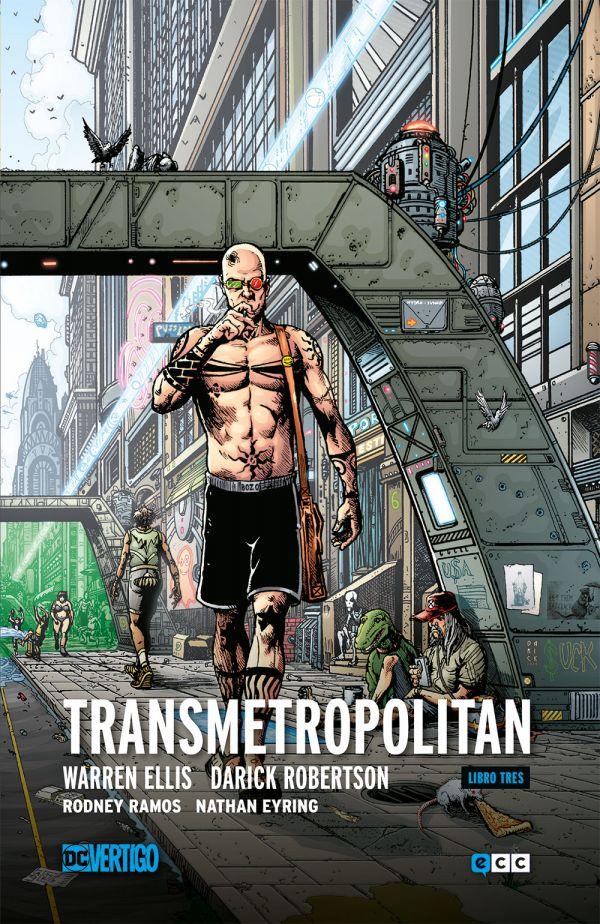 TRANSMETROPOLITAN 03 (DE 05)