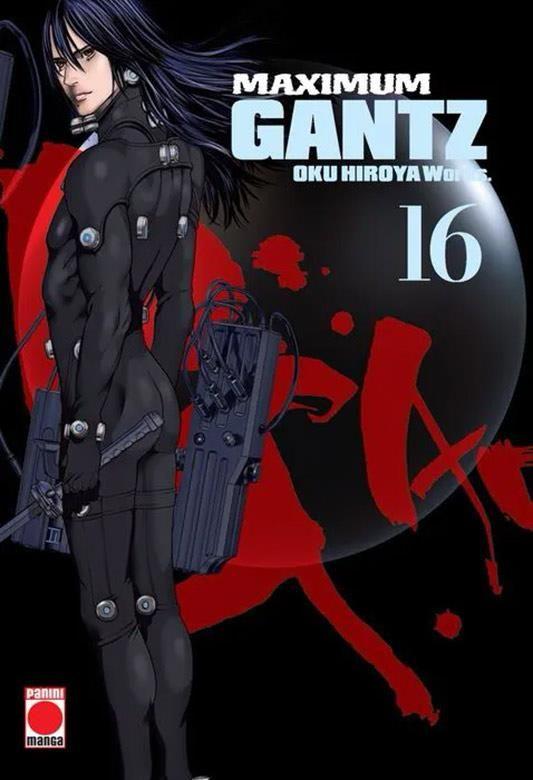 GANTZ MAXIMUM 16