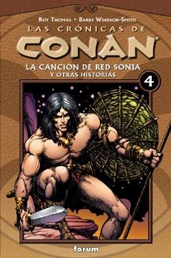 LAS CRÓNICAS DE CONAN 04