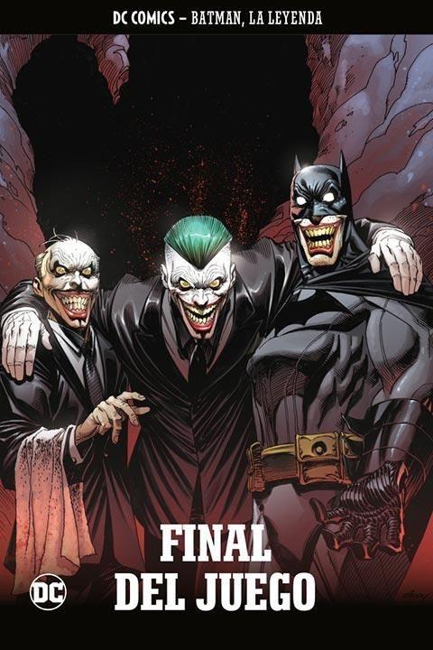 Batman, la leyenda 10. Fin del juego