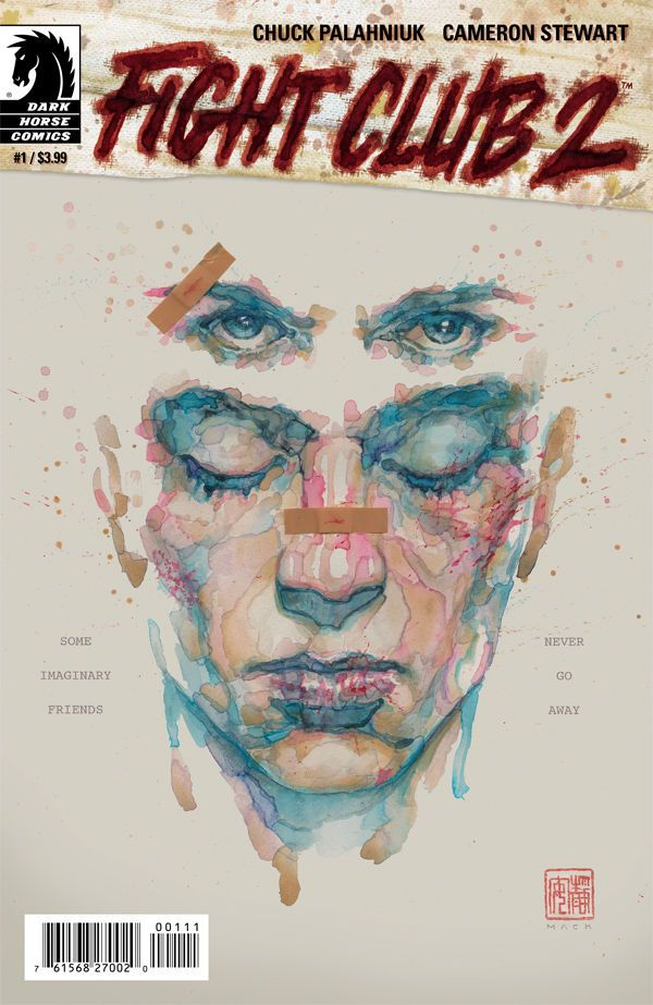 PACK SERIE COMPLETA (NÚMEROS 01 AL 10): FIGHT CLUB 2.