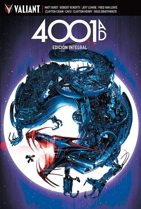 4001AD (Edición Integral)