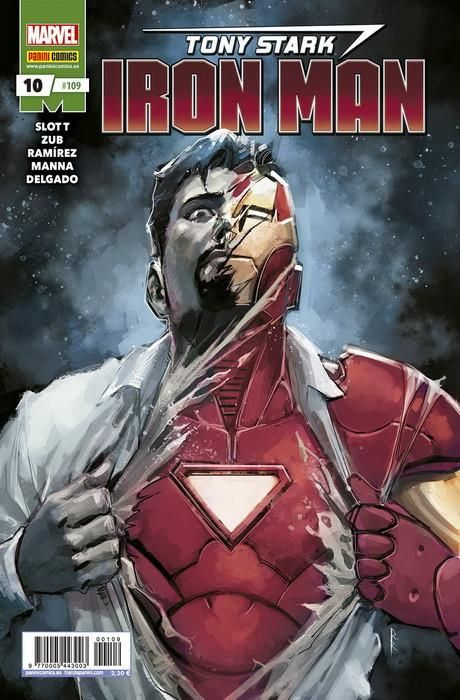TONY STARK: IRON MAN 10 (109)