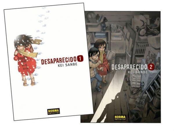 Desaparecido Pack de iniciación 01 + 02