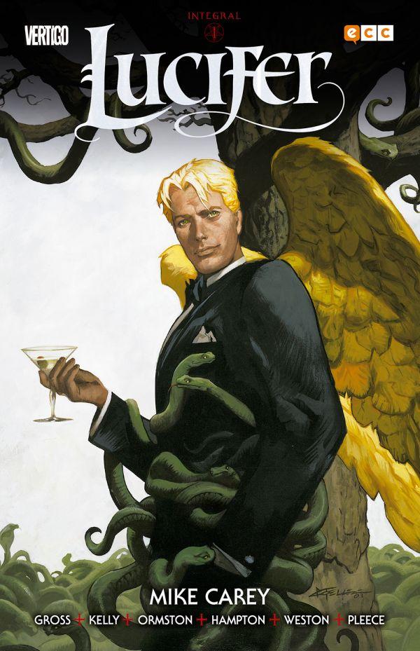 Lucifer: Integral vol. 01 (de 3)