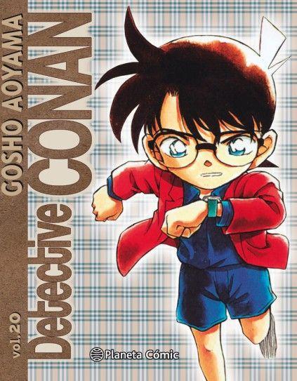 DETECTIVE CONAN (Nueva edición) 20
