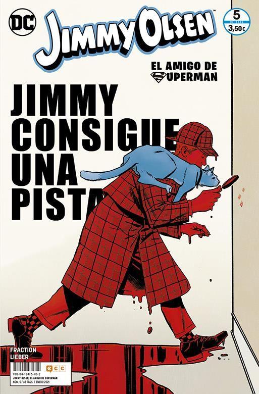 Jimmy Olsen, el amigo de Superman 05 (de 6)