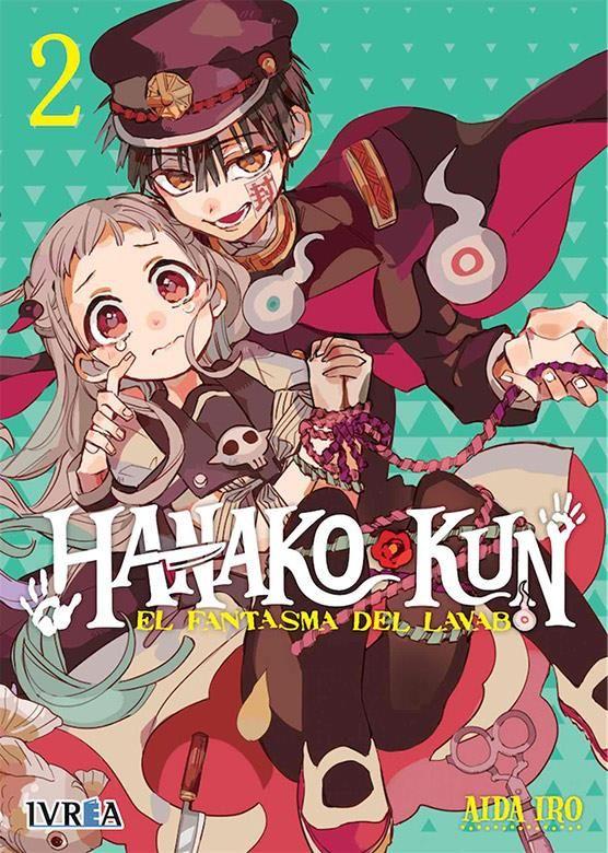 Hanako-Kun. El fantasma del lavabo 02