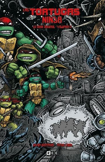 Las Tortugas Ninja: La serie original vol. 02 (de 6)