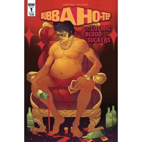 BUBBA HO-TEP & COSMIC BLOOD-SUCKERS #1