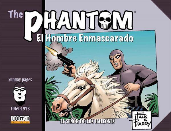 The Phantom 1969-1973. El señor de los halcones