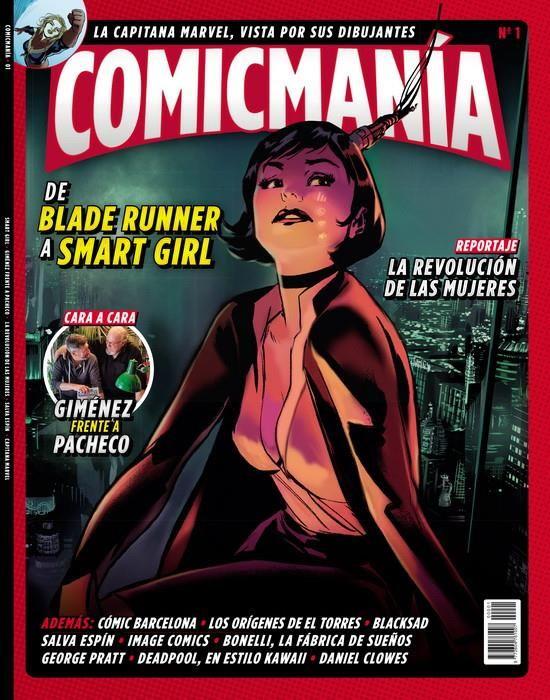 COMICMANÍA 01
