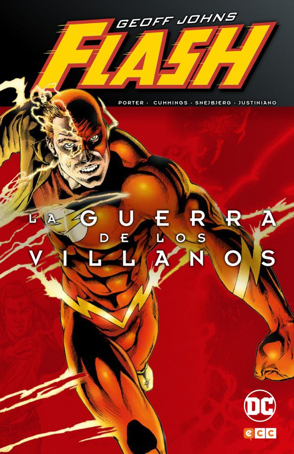 Flash de Geoff Johns 05: La guerra de los villanos