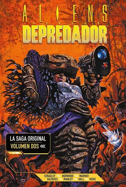 Aliens versus Depredador: La saga original 02