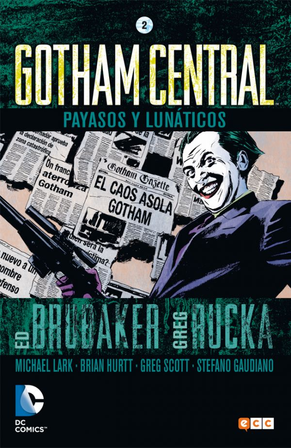 GOTHAM CENTRAL 02