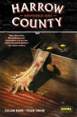 HARROW COUNTY 01