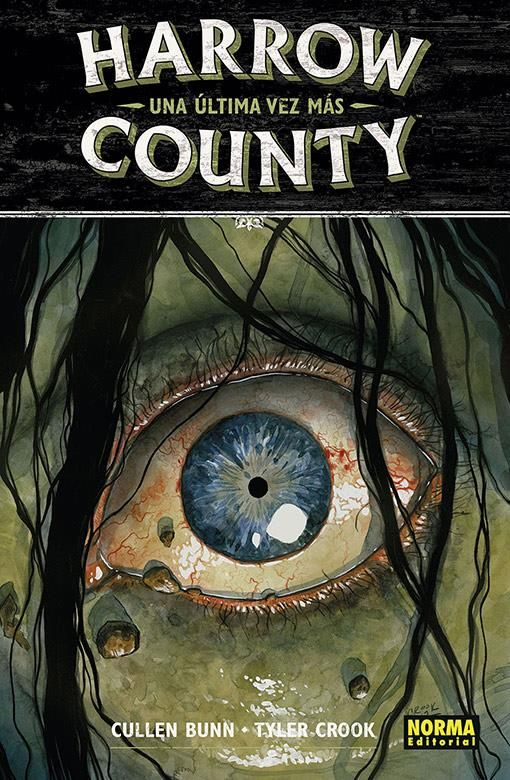 HARROW COUNTY 08 (DE 08)