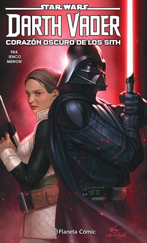 Star Wars Darth Vader 01. Corazón oscuro de los Sith