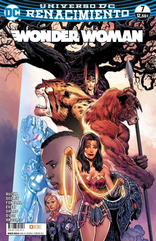 Wonder Woman núm. 07 (Renacimiento)