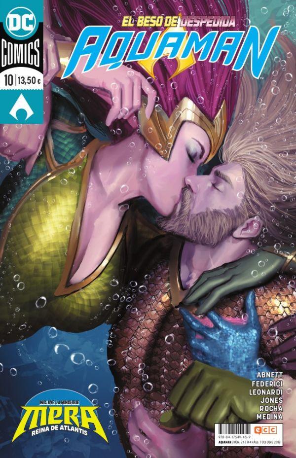 Aquaman núm. 10
