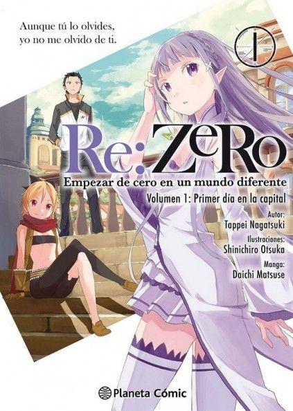 RE: ZERO 01