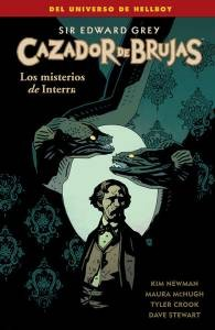 SIR EDWARD GREY: CAZADOR DE BRUJAS 3