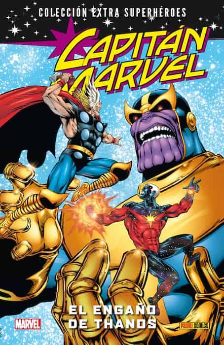 CAPITAN MARVEL 02. EL ENGAÑO DE THANOS