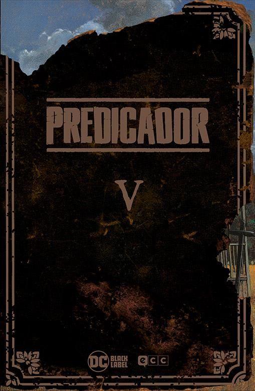 PREDICADOR. EDICIÓN DELUXE 05