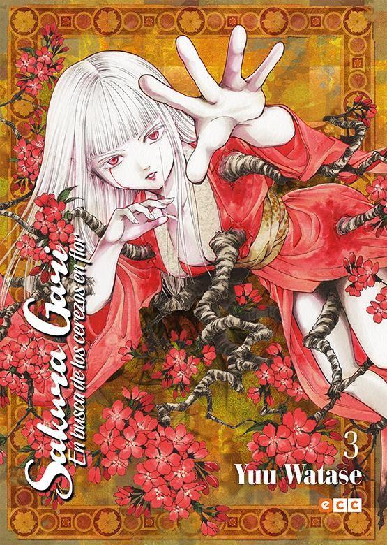 Sakura Gari: En busca de los cerezos en flor 03 (de 3)