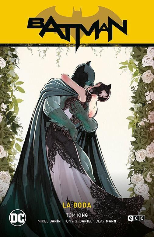 BATMAN 10: LA BODA