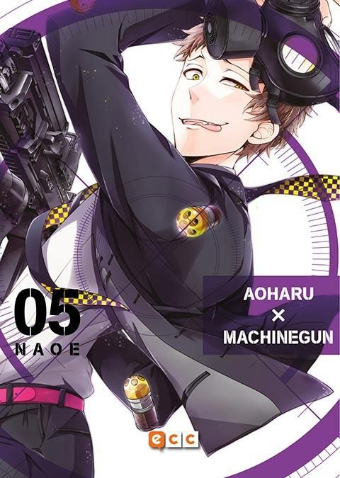 Aoharu x Machinegun 05