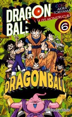 DRAGON BALL COLOR. SAGA DEL MONSTRUO BÚ 06