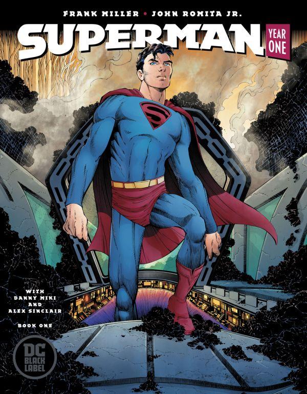 SUPERMAN YEAR ONE #1  ROMITA COVER