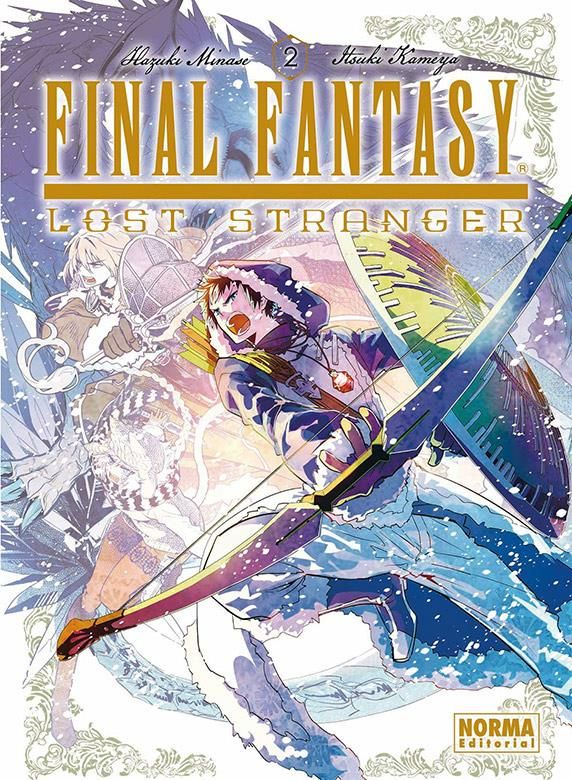 Final Fantasy. Lost Stranger 02