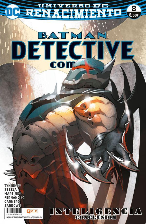 Batman: Detective Comics núm. 08 (Renacimiento)