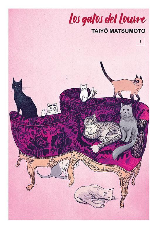 Los gatos del Louvre 01 (de 2)