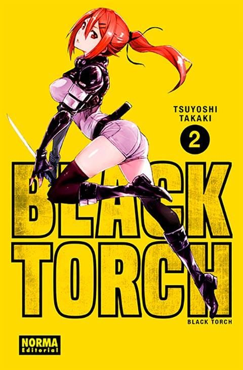 BLACK TORCH 02 (DE 05)